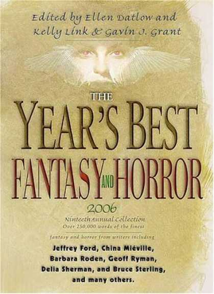 Bestselling Sci-Fi/ Fantasy (2006) - The Year's Best Fantasy and Horror 2006: 19th Annual Collection (Year's Best Fan