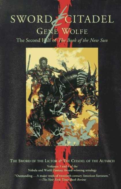 Bestselling Sci-Fi/ Fantasy (2006) - Sword & Citadel: The Second Half of 'The Book of the New Sun' (New Sun) by Gene
