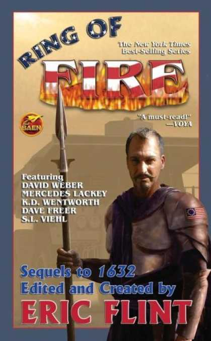 Bestselling Sci-Fi/ Fantasy (2006) - Ring of Fire (Assiti Shards) by Eric Flint