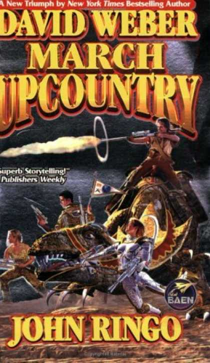 Bestselling Sci-Fi/ Fantasy (2006) - March Upcountry (March Upcountry (Paperback)) by David Weber