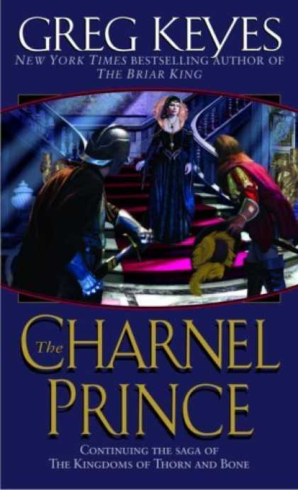 Bestselling Sci-Fi/ Fantasy (2006) - The Charnel Prince by Greg Keyes