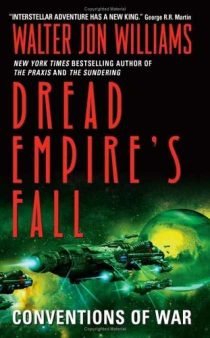 Bestselling Sci-Fi/ Fantasy (2006) - Conventions of War (Dread Empire's Fall) by Walter Jon Williams
