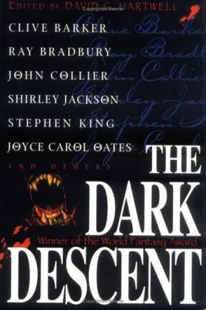 Bestselling Sci-Fi/ Fantasy (2006) - The Dark Descent by Clive Barker