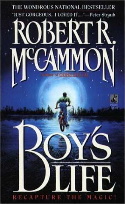 Bestselling Sci-Fi/ Fantasy (2006) - Boy's Life by Robert McCammon