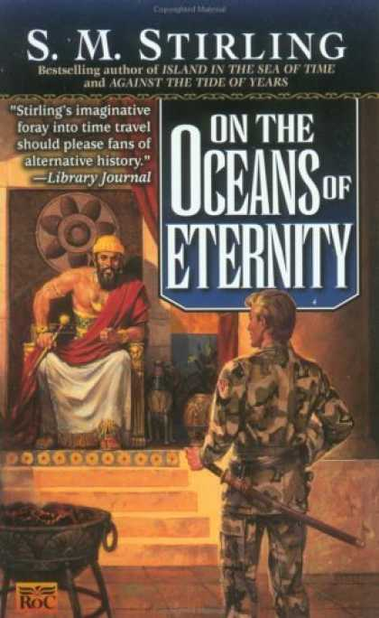 Bestselling Sci-Fi/ Fantasy (2006) - On the Oceans of Eternity by S. M. Stirling