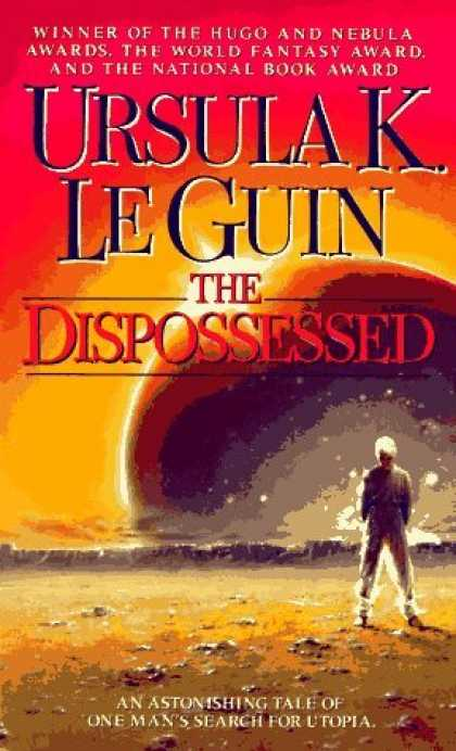 Bestselling Sci-Fi/ Fantasy (2006) - The Dispossessed by Ursula K. Le Guin
