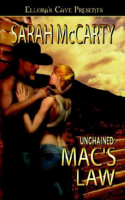 Bestselling Sci-Fi/ Fantasy (2006) - Unchained: Mac's Law by Sarah McCarty