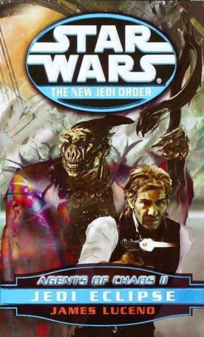 Bestselling Sci-Fi/ Fantasy (2006) - Agents of Chaos II: Jedi Eclipse (Star Wars: The New Jedi Order, Book 5) by Jame
