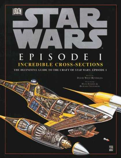 Bestselling Sci-Fi/ Fantasy (2006) - Incredible Cross-sections of Star Wars, Episode I - The Phantom Menace: The Defi