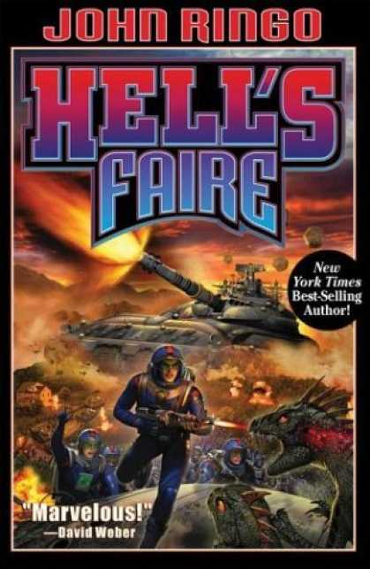 Bestselling Sci-Fi/ Fantasy (2006) - Hell's Faire (Human-Posleen War series) by John Ringo