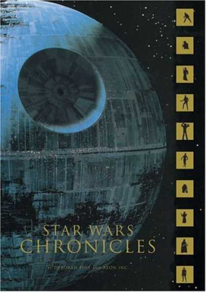 Bestselling Sci-Fi/ Fantasy (2006) - Star Wars Chronicles by Deborah Fine