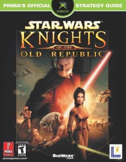 Bestselling Sci-Fi/ Fantasy (2006) - Star Wars: Knights of the Old Republic: Prima's Official Strategy Guide (Prima's