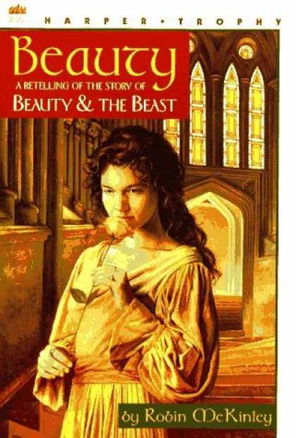 Bestselling Sci-Fi/ Fantasy (2006) - Beauty: A Retelling of the Story of Beauty and the Beast by Robin McKinley
