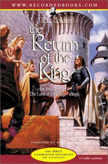 Bestselling Sci-Fi/ Fantasy (2006) - The Return of the King (The Lord of the Rings, Book 3) by J.R.R. Tolkien
