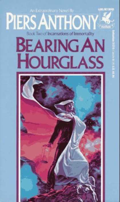 Bestselling Sci-Fi/ Fantasy (2006) - Bearing An Hourglass (Incarnations of Immortality, Book 2) by Piers Anthony