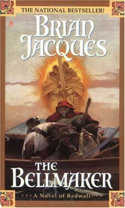 Bestselling Sci-Fi/ Fantasy (2006) - The Bellmaker (Redwall, Book 7) by Brian Jacques