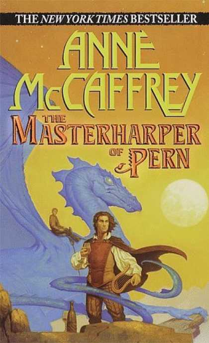Bestselling Sci-Fi/ Fantasy (2006) - The Masterharper of Pern (Dragonriders of Pern) by Anne McCaffrey