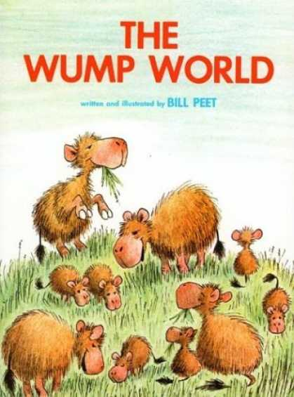 Bestselling Sci-Fi/ Fantasy (2006) - The Wump World by Bill Peet