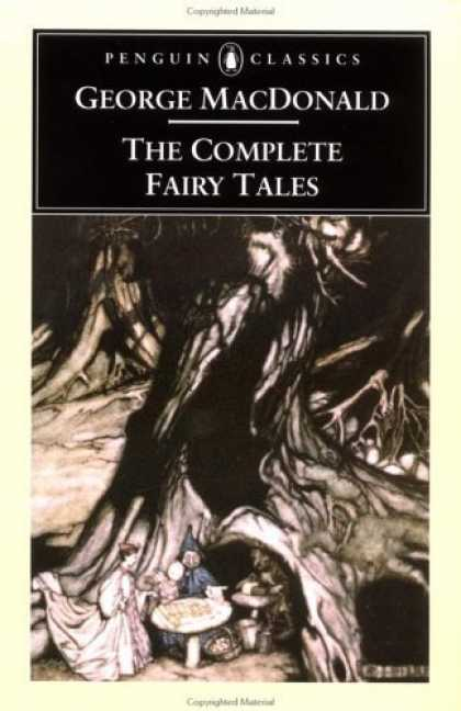 Bestselling Sci-Fi/ Fantasy (2006) - The Complete Fairy Tales (Penguin Classics) by George Macdonald