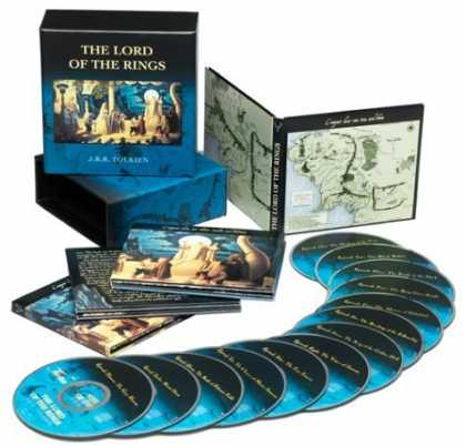 Bestselling Sci-Fi/ Fantasy (2006) - The Lord of the Rings (BBC Dramatization) by J.R.R. Tolkien