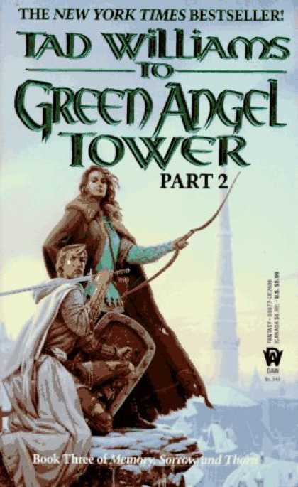 Bestselling Sci-Fi/ Fantasy (2006) - To Green Angel Tower, Part 2 (Memory, Sorrow, and Thorn, Book 3) by Tad Williams