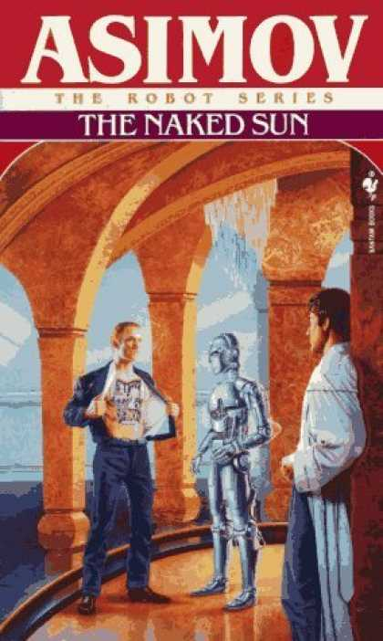 Bestselling Sci-Fi/ Fantasy (2006) - The Naked Sun by Isaac Asimov
