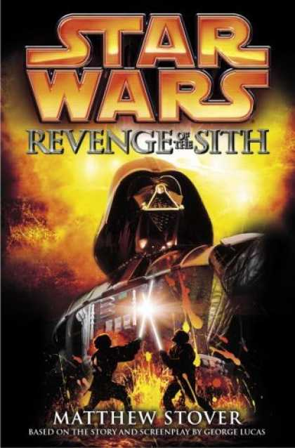 Bestselling Sci-Fi/ Fantasy (2006) - Star Wars, Episode III - Revenge of the Sith by Matthew Woodring Stover