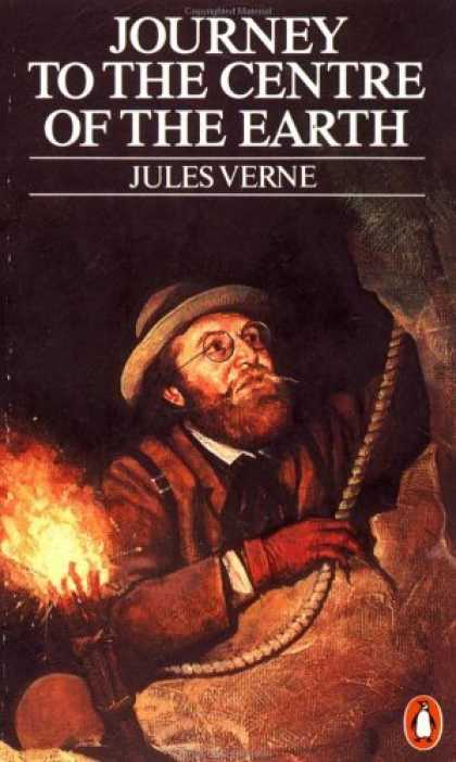 Bestselling Sci-Fi/ Fantasy (2006) - Journey to the Centre of the Earth by Jules Verne