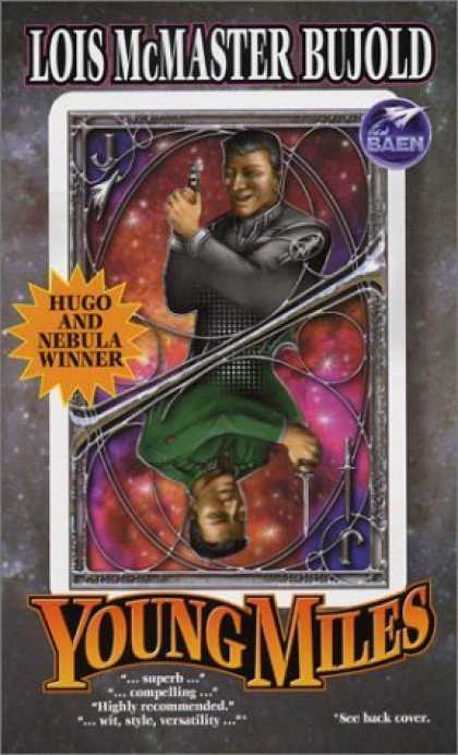 Bestselling Sci-Fi/ Fantasy (2006) - Young Miles by Lois Bujold