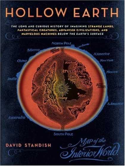 Bestselling Sci-Fi/ Fantasy (2006) - Hollow Earth by David Standish