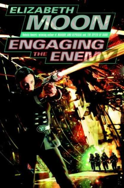 Bestselling Sci-Fi/ Fantasy (2006) - Engaging the Enemy by Elizabeth Moon