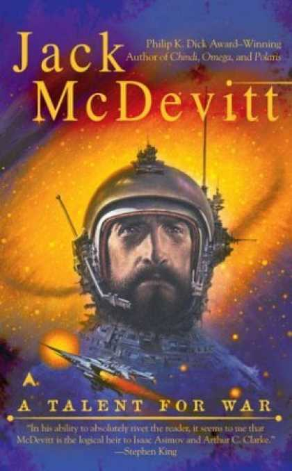 Bestselling Sci-Fi/ Fantasy (2006) - A Talent For War by Jack McDevitt