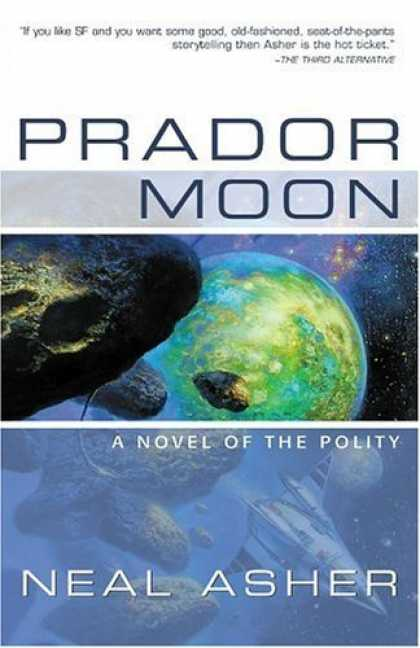 Bestselling Sci-Fi/ Fantasy (2006) - Prador Moon: A Novel Of The Polity by Neal Asher