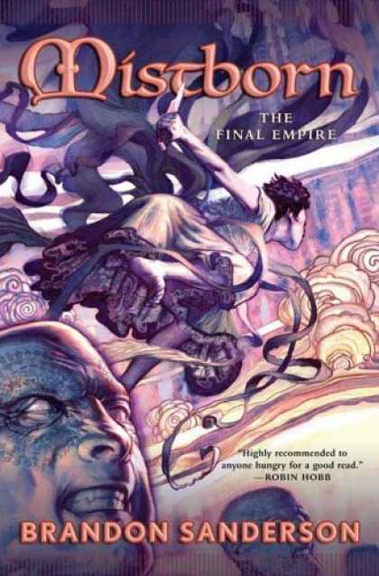 Bestselling Sci-Fi/ Fantasy (2006) - Mistborn: The Final Empire (Mistborn) by Brandon Sanderson