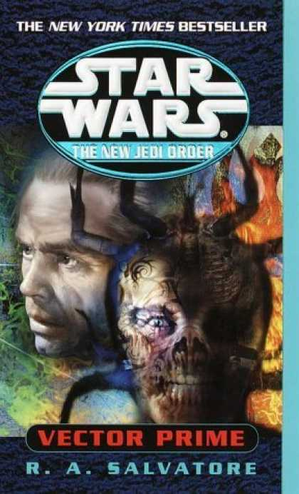 Bestselling Sci-Fi/ Fantasy (2006) - Vector Prime (Star Wars: The New Jedi Order, Book 1) by R.A. Salvatore