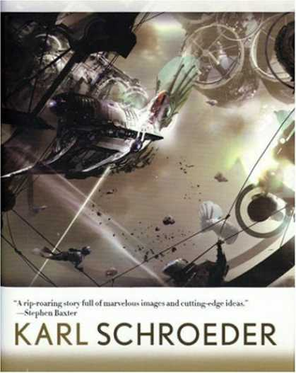 Bestselling Sci-Fi/ Fantasy (2006) - Sun of Suns: Virga, Book 1 (Virga) by Karl Schroeder