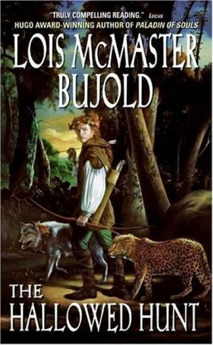 Bestselling Sci-Fi/ Fantasy (2006) - The Hallowed Hunt by Lois McMaster Bujold