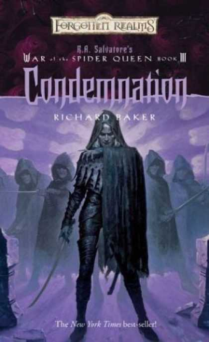 Bestselling Sci-Fi/ Fantasy (2006) - Condemnation (Forgotten Realms: R.A. Salvatore's War of the Spider Queen, Book 3