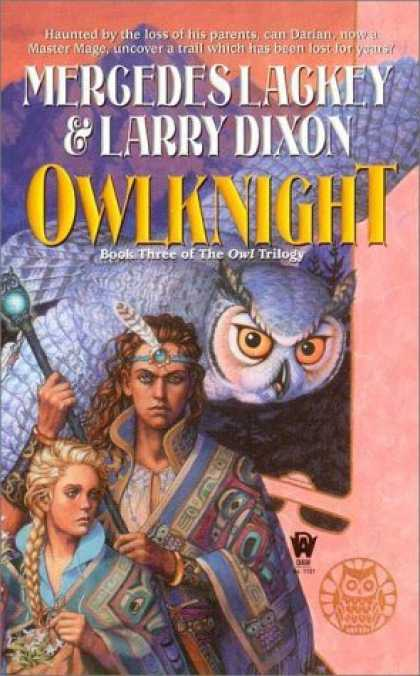 Bestselling Sci-Fi/ Fantasy (2006) - Owlknight (Valdemar: Darian's Tale, Book 3) by Mercedes Lackey