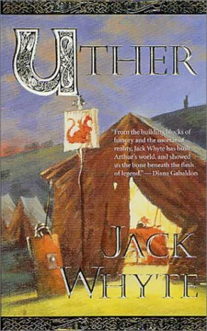 Bestselling Sci-Fi/ Fantasy (2006) - Uther (Camulod Chronicles) by Jack Whyte