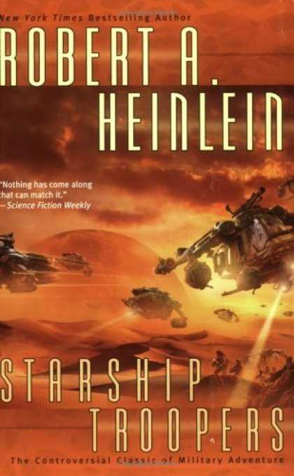 Bestselling Sci-Fi/ Fantasy (2006) - Starship Troopers by Robert A. Heinlein