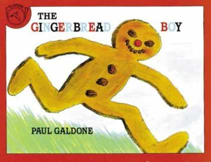Bestselling Sci-Fi/ Fantasy (2006) - The Gingerbread Boy by Paul Galdone