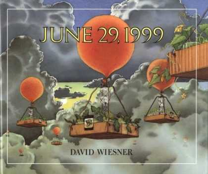 Bestselling Sci-Fi/ Fantasy (2006) - June 29, 1999 by David Wiesner
