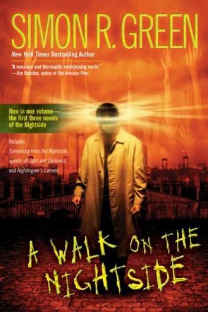 Bestselling Sci-Fi/ Fantasy (2006) - A Walk on the Nightside by Simon R. Green