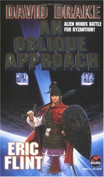 Bestselling Sci-Fi/ Fantasy (2006) - An Oblique Approach by Eric Flint