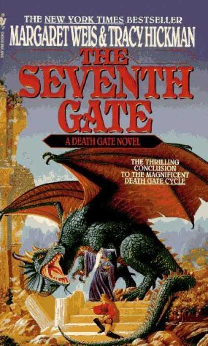 Bestselling Sci-Fi/ Fantasy (2006) - The Seventh Gate: A Death Gate Novel, Volume 7 (Death Gate Cycle) by Margaret We
