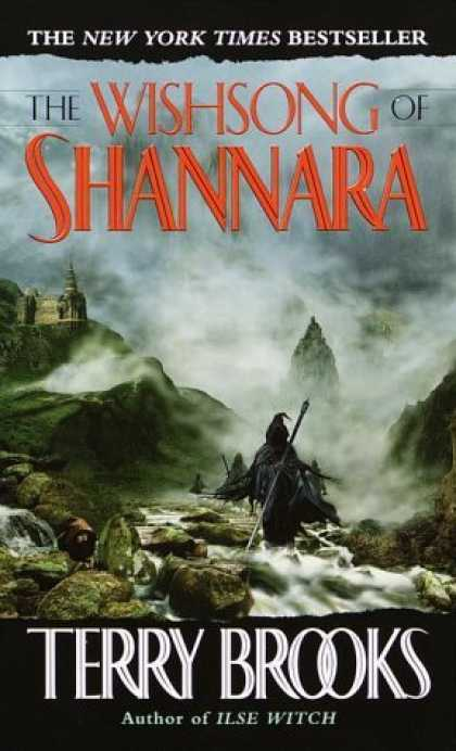 Bestselling Sci-Fi/ Fantasy (2006) - The Wishsong of Shannara by Terry Brooks