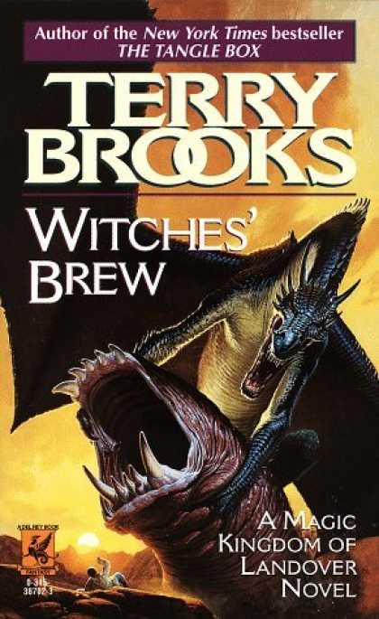 Bestselling Sci-Fi/ Fantasy (2006) - Witches' Brew (The Magic Kingdom of Landover, Book 5) by Terry Brooks
