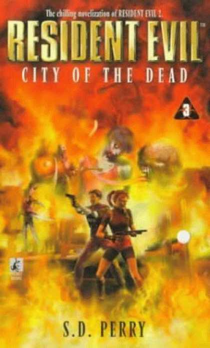 Bestselling Sci-Fi/ Fantasy (2006) - City of the Dead (Resident Evil #3) by S.D. Perry