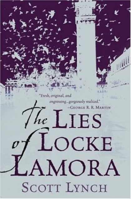 Bestselling Sci-Fi/ Fantasy (2006) - The Lies of Locke Lamora by Scott Lynch